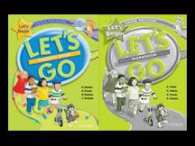 オックスフォード出版社 LET's go Begin