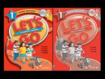 オックスフォード出版社 LET's go 1