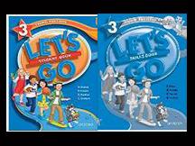 オックスフォード出版社 LET's go 3